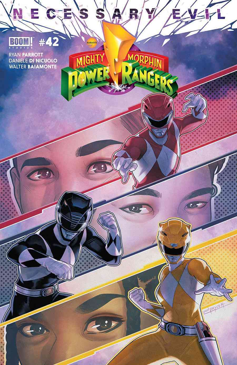 Mighty Morphin Power Rangers #42