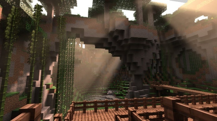 minecraft rtx cropped hed