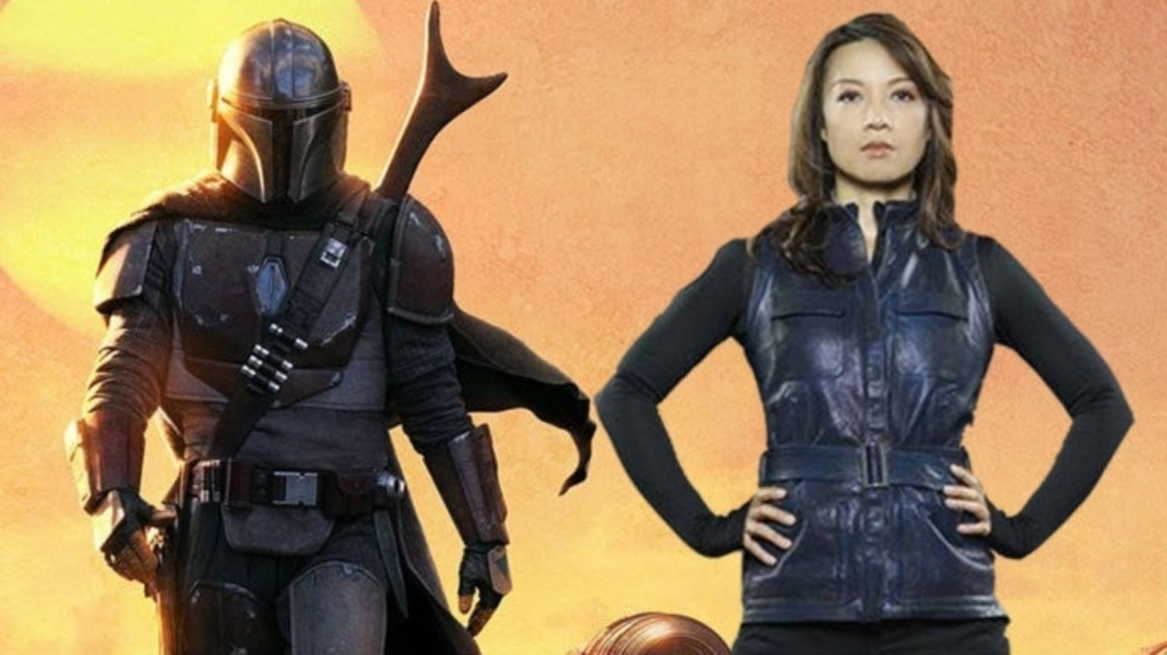 Ming-Na Wen Cast in Star Wars TV Series The Mandalorian