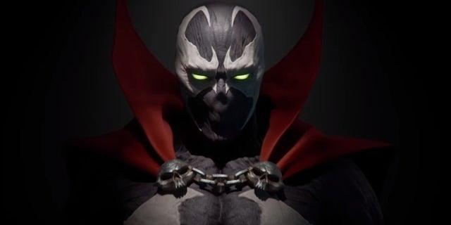 Mortal Kombat 11 Reveals Spawn in New Trailer