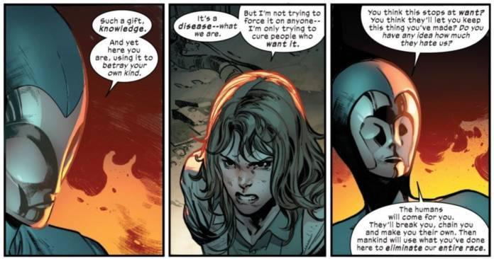 Moira X - Betrayal