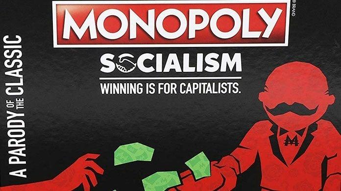 monopoly socialism hasbro