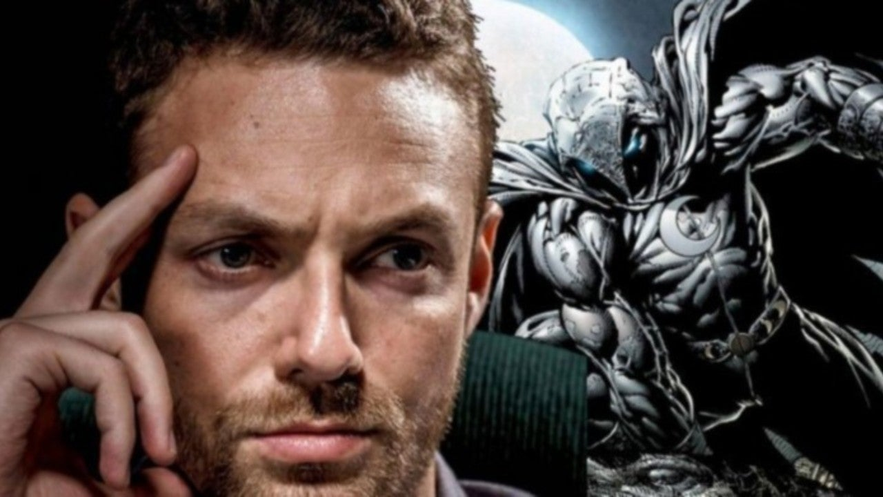 """Avengers Star Ross Marquand """"Very Much Excited"""" by Marvel's Moon Knight Show"""