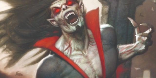 Marvel Announces New Morbius Series