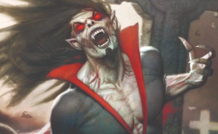 Morbius cover 1