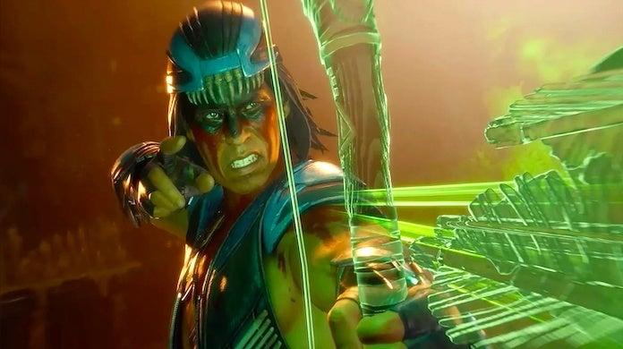 New Mortal Kombat 11 Nightwolf Video Reveals All Skins, Abilities