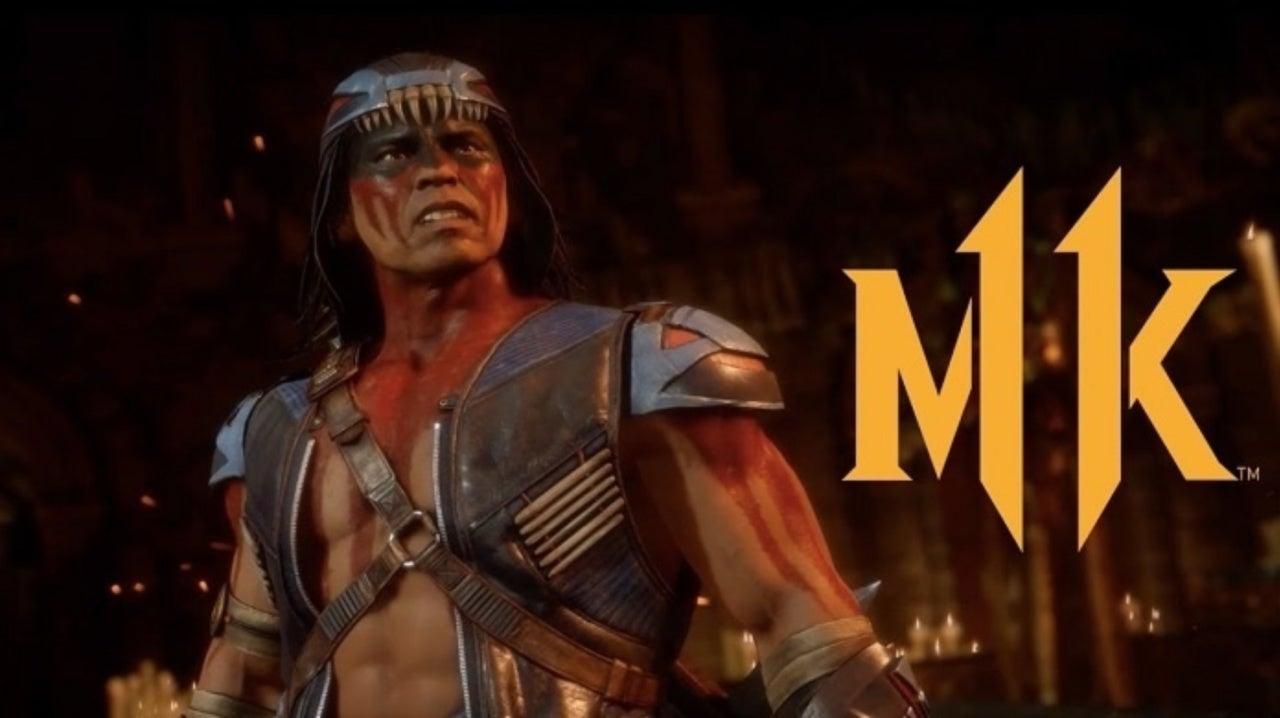 Mortal Kombat 11 Reveals Nightwolf Gameplay Trailer