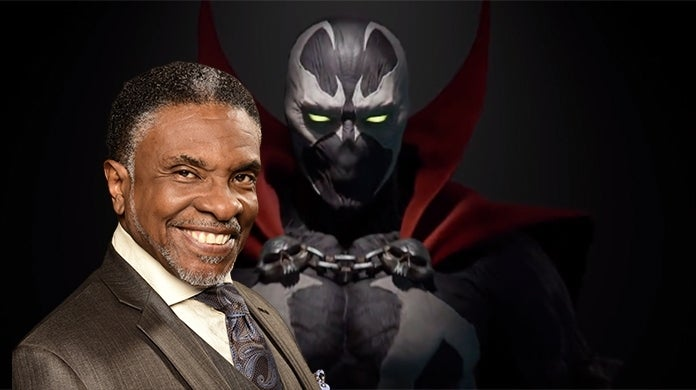 Mortal Kombat 11 Spawn Keith David