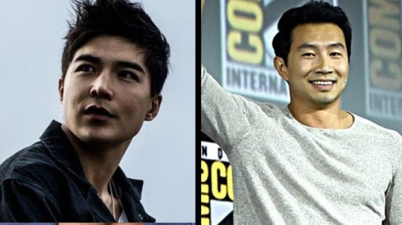 Shang-Chi's Simu Liu Shows Support for Mortal Kombat's New Liu Kang Actor Ludi Lin