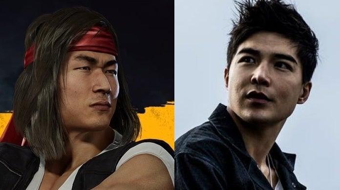 Mortal Kombat Liu Kang Ludi Lin