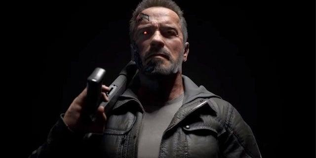 Mortal Kombat 11 Shares Terminator Gameplay Teaser Trailer