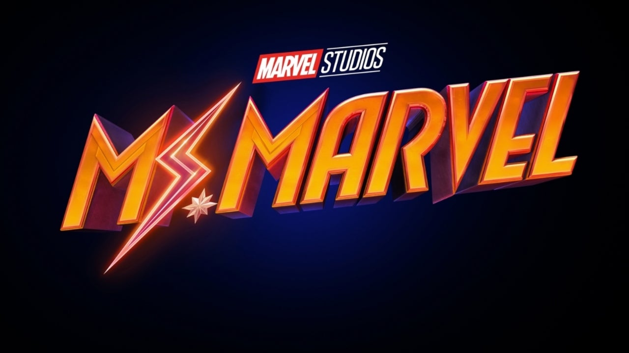 Ms. Marvel Disney+ Show Logo Revealed