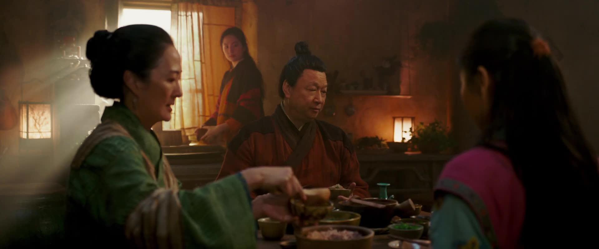 Mulan - Official Teaser Trailer [HD] screen capture