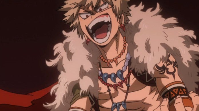My Hero Academia Bakugo Fantasy AU