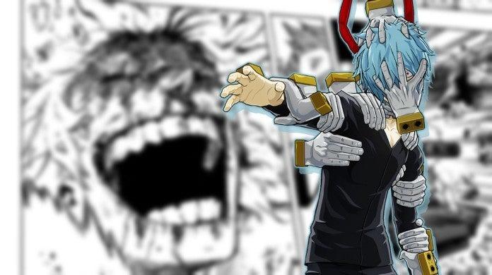 My Hero Academia Chapter 239 Shigaraki