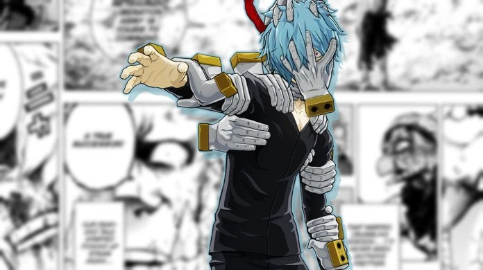 My Hero Academia Shigaraki Gigantomachia Chapter 239