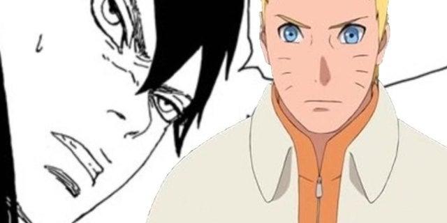 Boruto Sees Kawaki Make an Emotional Confession to Naruto