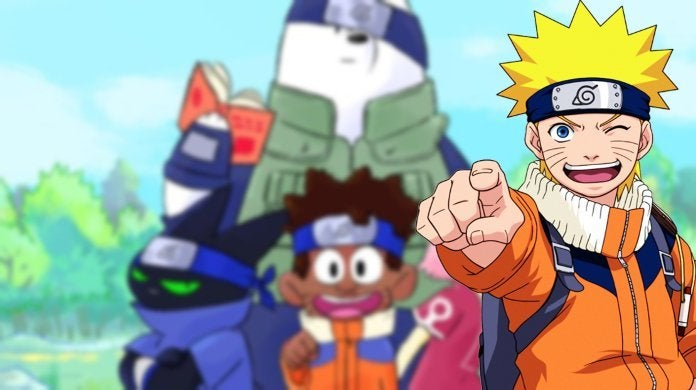 Naruto Cartoon Network