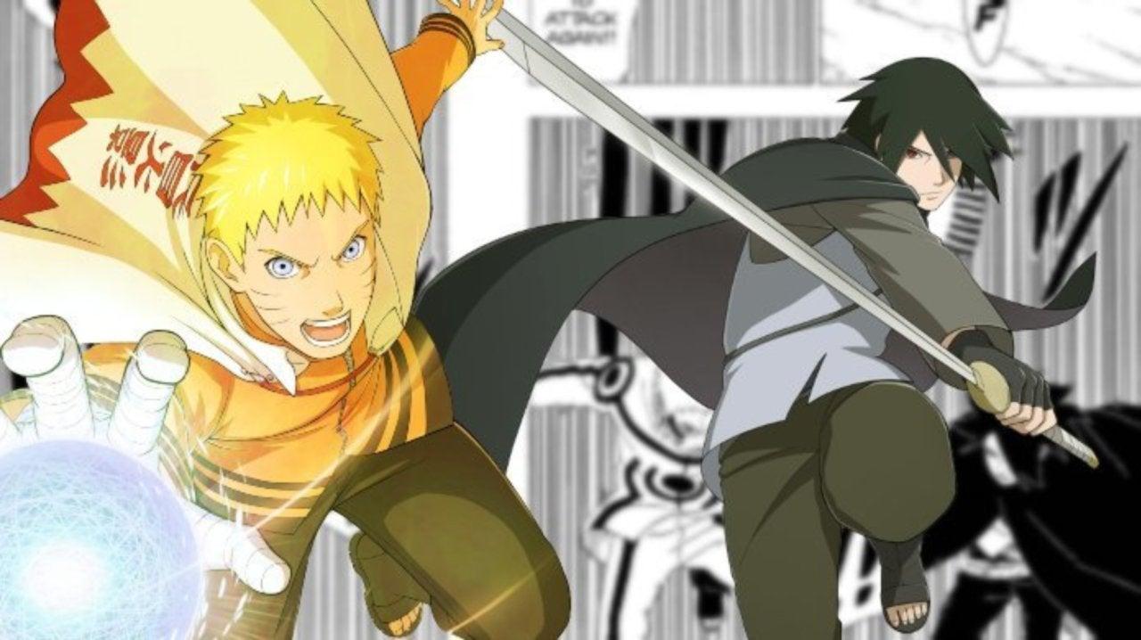 New Boruto Chapter Reveals Impressive Naruto and Sasuke Tag-Team