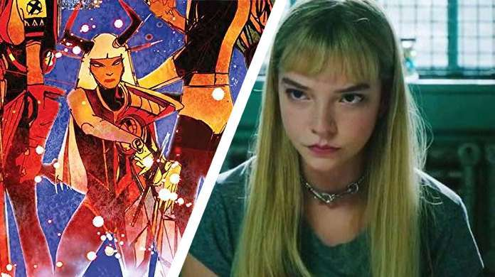 New Mutants Magik Anya Taylor Joy