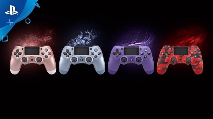 new-playstation-controler-colors-electric-purple-rose-gold