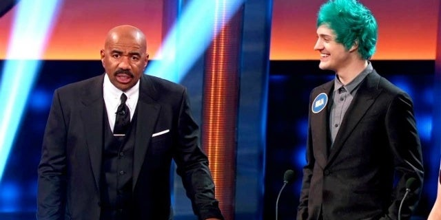 Watch Ninja Compete on Celebrity Family Feud
