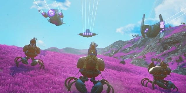 No Man's Sky Beyond PS4 Physical Release Coming Soon