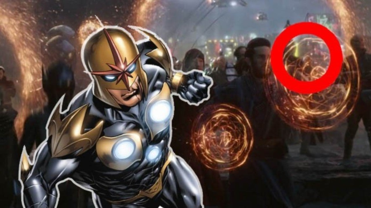 Marvel Fans Think They've Spotted Nova in Avengers: Endgame