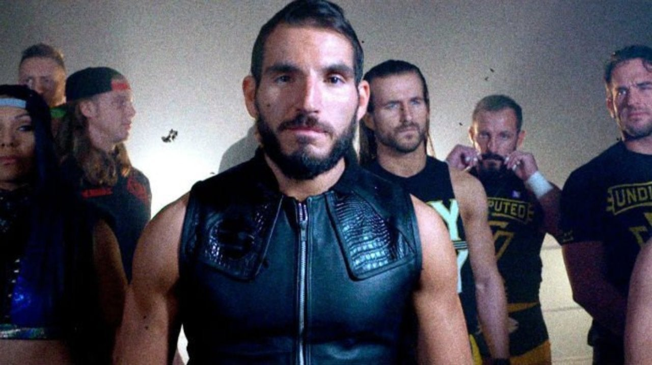 Johnny Gargano Explains Why He Is Staying With NXT