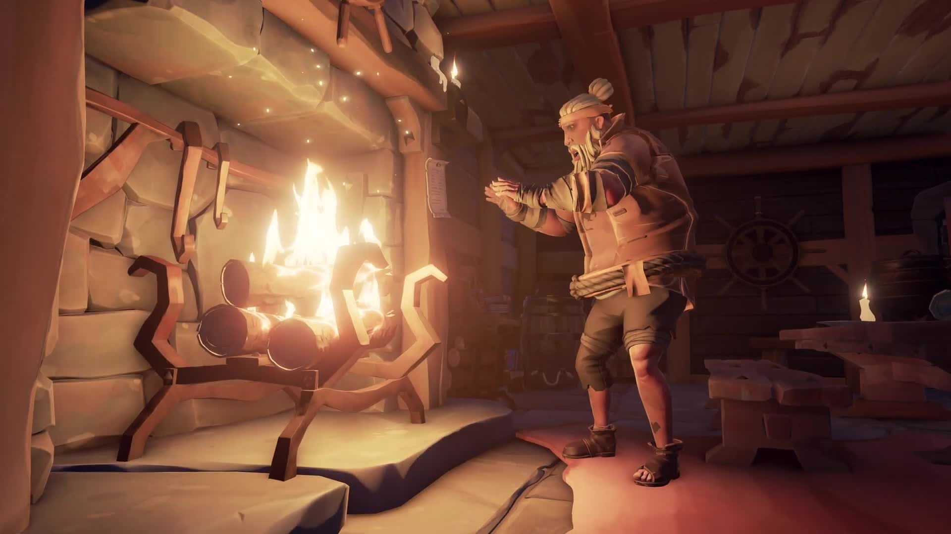 Official Sea of Thieves Content Update: Dark Relics [HD] screen capture