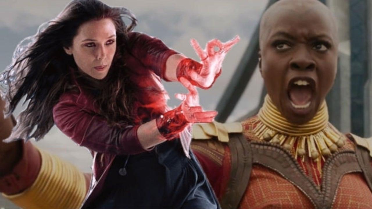 Avengers: Endgame Stars Danai Gurira and Elizabeth Olsen Share Marvel Fan Stories