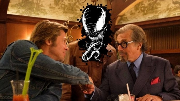Once Upon Time Hollywood Cinematographer Venom 2
