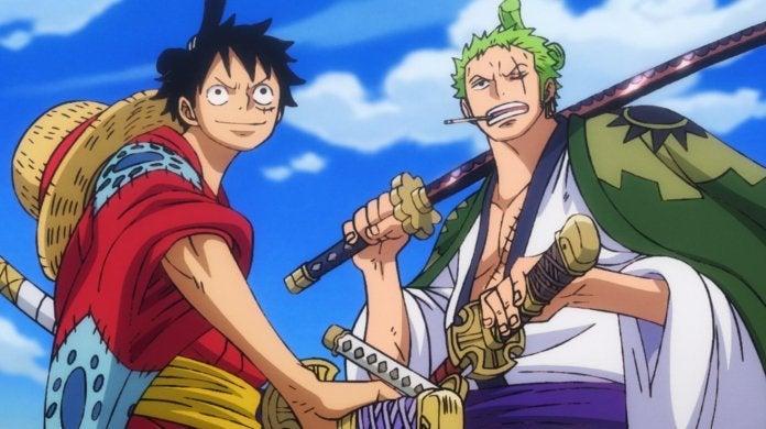 One Piece 897 Wano Luffy Zoro