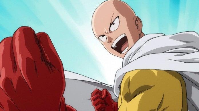 One-Punch Man Artwork by Nebu Kuro