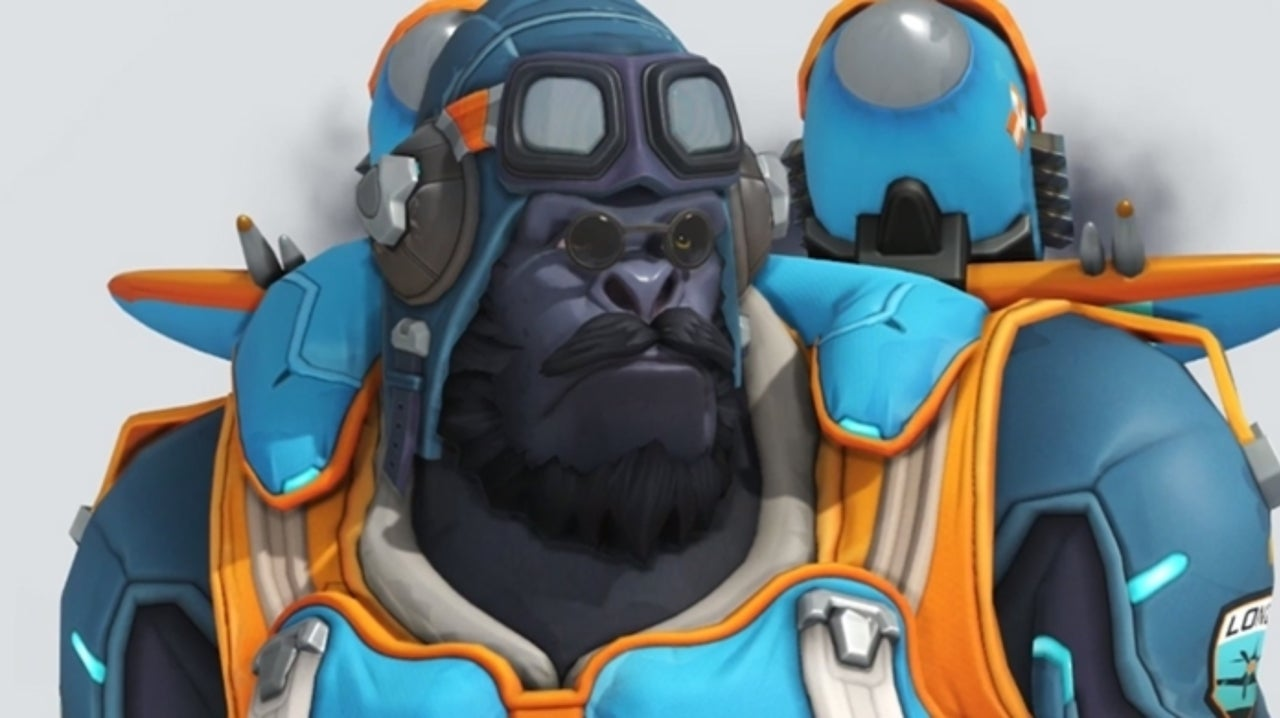 Overwatch Adds London Spitfire Championship Skin