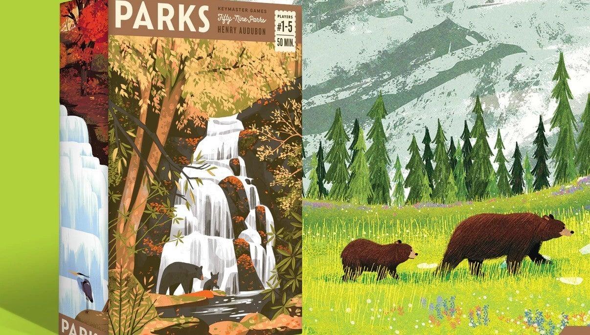 parks header