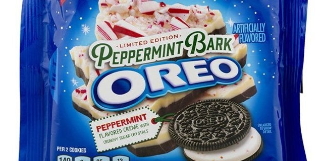 Peppermint Bark Oreos Are Coming Back for the Holidays