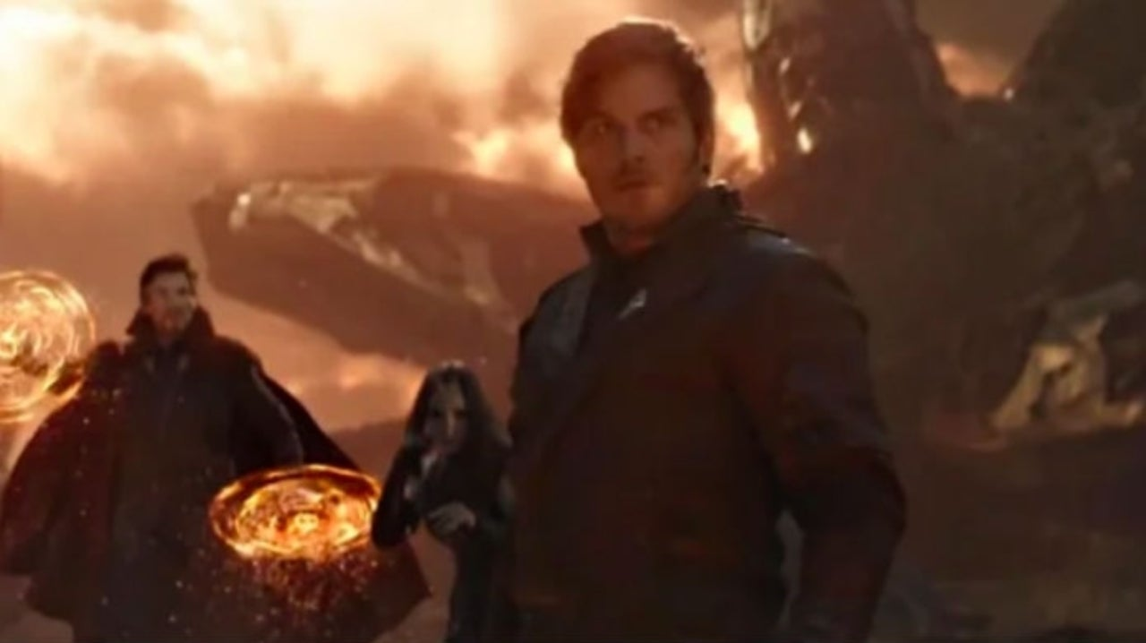 Marvel Fans Reflect on Peter Quill's Return to Earth in Avengers: Endgame