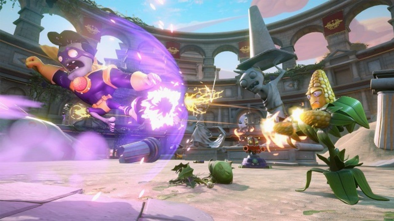 Plants vs. Zombies: Battle for Neighborville Trademarked by Electronic Arts