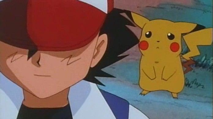Pokemon Ash Pikachu Sad Anime