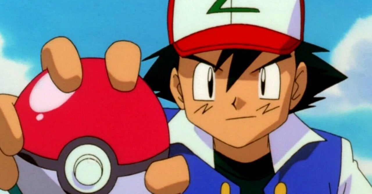 pokemon ash poke ball