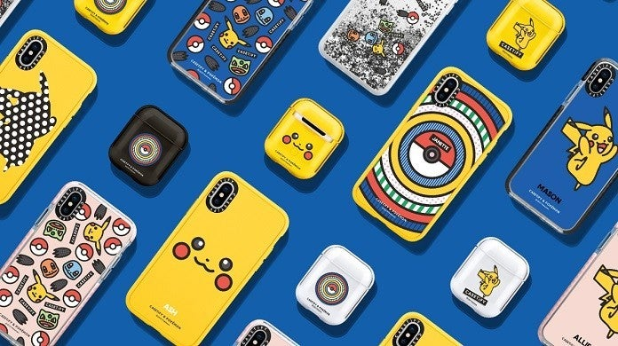 Casetify's Final Wave of Pokemon Phone Cases and Accessories