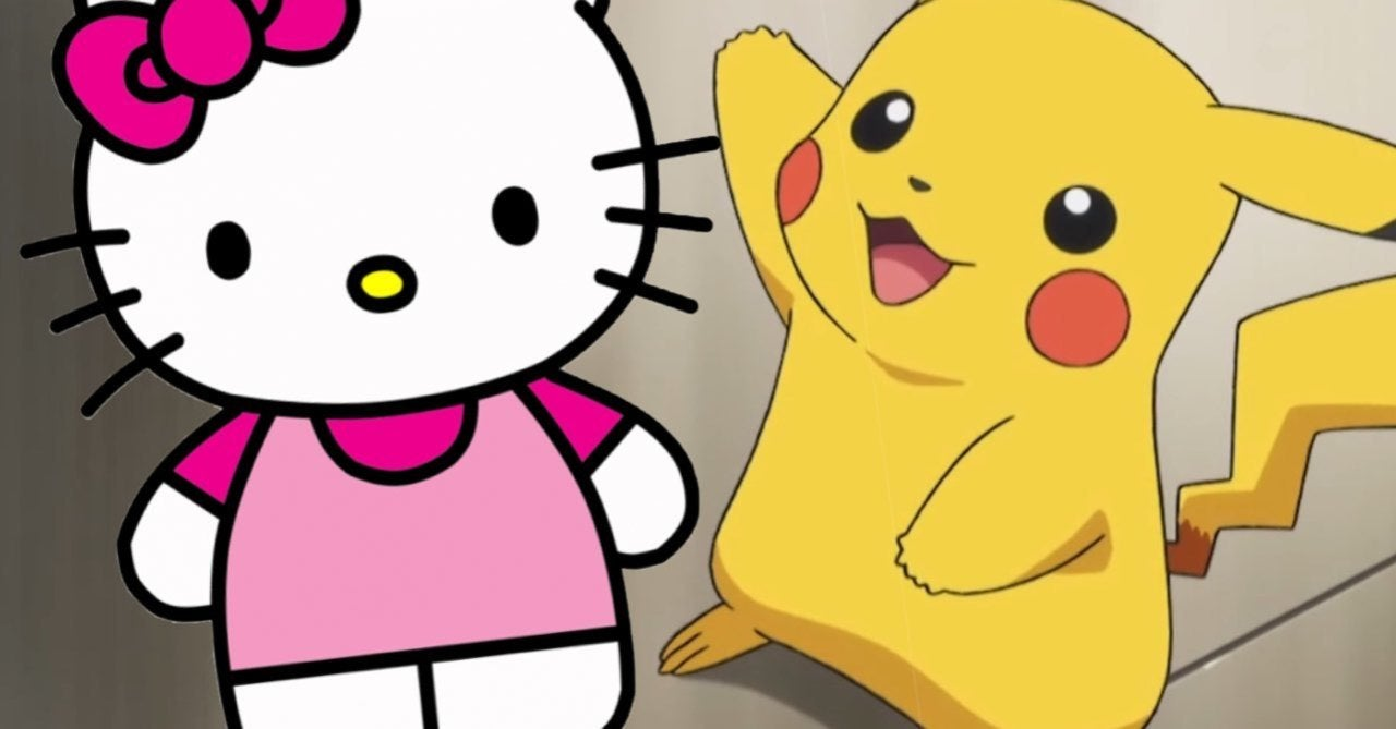 Top Global Brands List Shows How Much Bank Sanrio and Pokemon Make