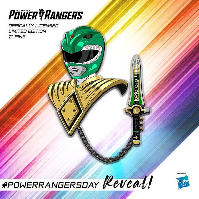 Power-Rangers-Green-Ranger-Icon-Pin-2