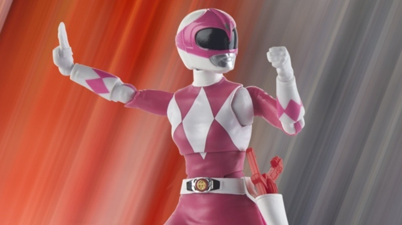 Power Rangers: Lightning Collection Wave 3 Might Have Just Been Revealed