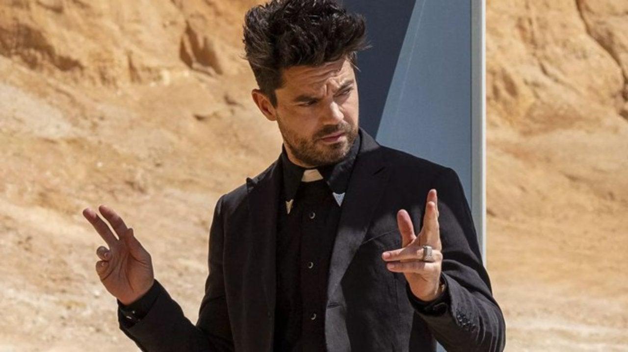 Preacher Costume Designer Jill Ohanneson Details Blending Fantasy And Reality For The Amc Series