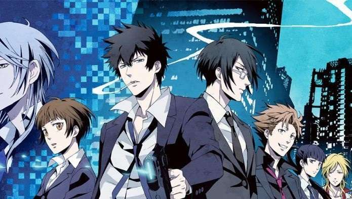 Psycho Pass Stage Play