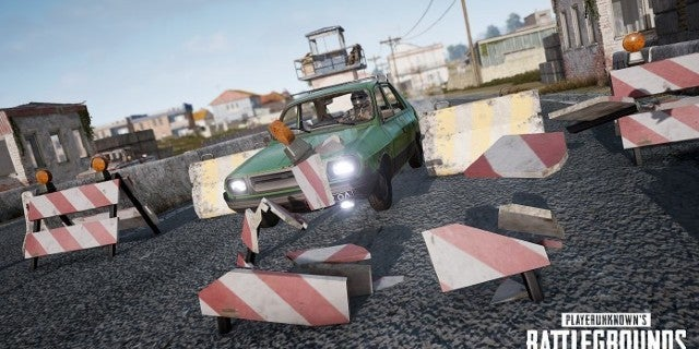 PUBG Update Tests Destructible Objects and Overcast Weather for Erangel