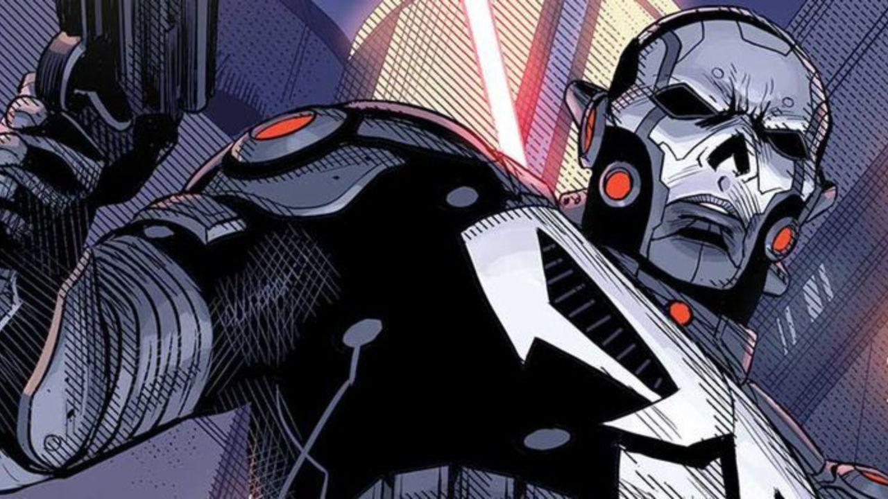 Punisher 2099 Gets Awesome New Costume