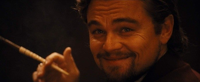 Quentin Tarantino Revenge - Calvin Candie